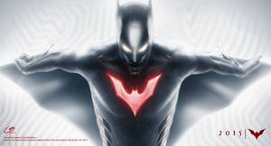 Batman Beyond horizontal