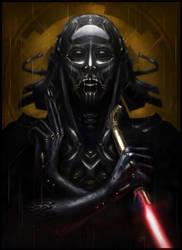 Vader Redesign / Gold Variant