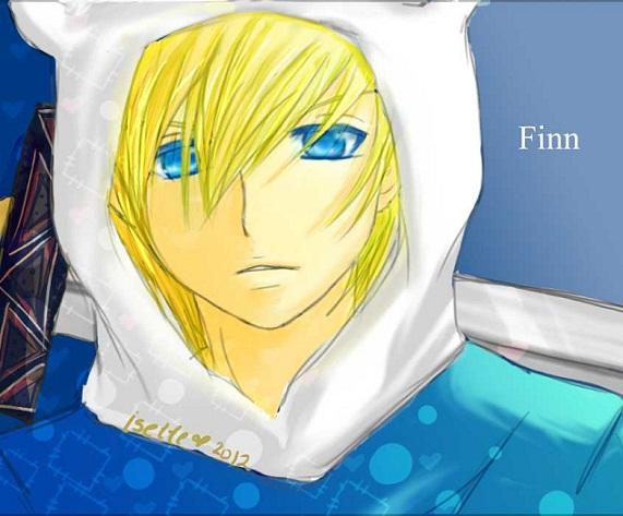 Adventure time : FINN by isette on DeviantArt