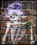 Wallflower by CheshireSpider