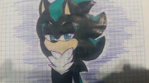 Mephiles the Dark Hedgehog