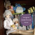 Dollzone Mo and Bobobie Elfkin for sale