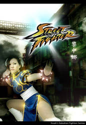 Chun Li Cosplay: Special Edit by jnalye