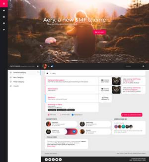 Aery - SMF theme concept
