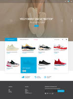 eCommerce web design by Raphisio