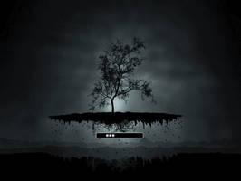 Dark tree by AndyClaro