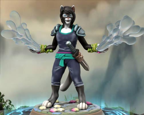 Nila (hero forge)