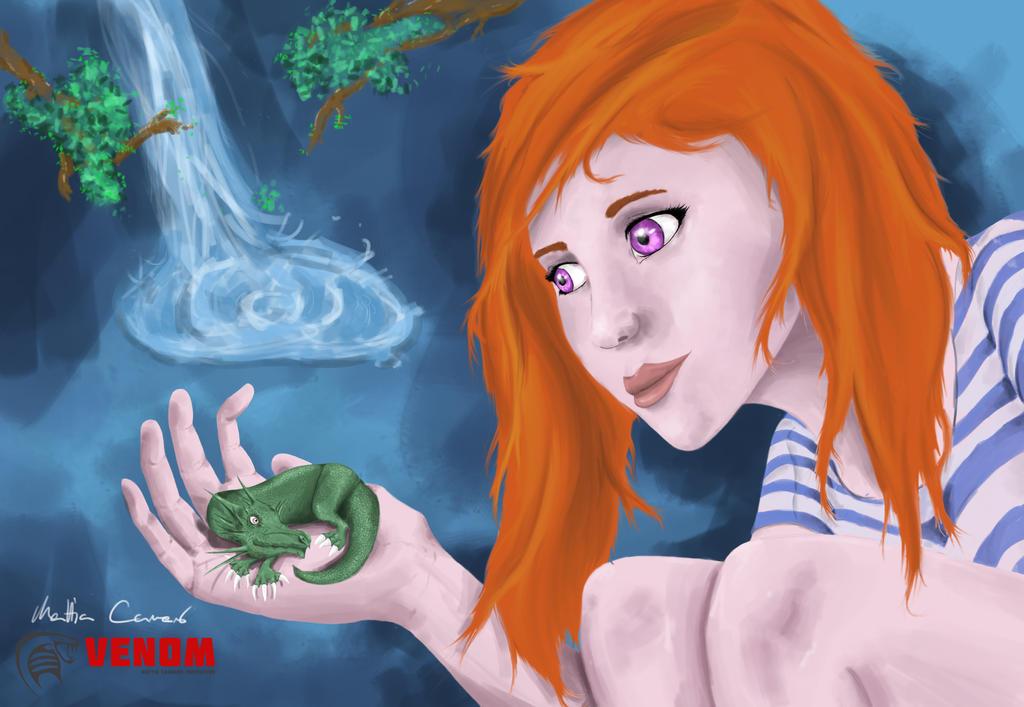 Baby Dragon by subsonicmattia
