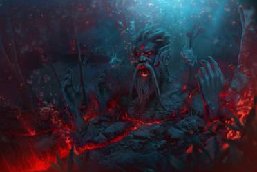 Poseidon by itsbxd