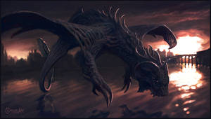The Dragons of Water