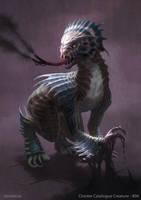 Marajack - creature concept