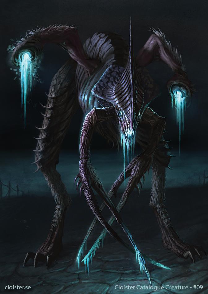Soul Wrought Information Rhonx_aibia___creature_concept_by_cloister-d2lh6t7