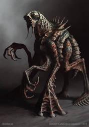Calmorock - Creature Concept
