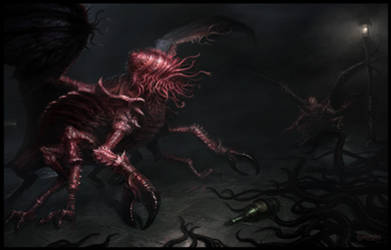 Mi-Go, the Fungi from Yuggoth