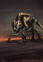 Aegarim - creature concept