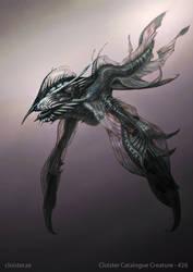 Elijinn - creature concept by Cloister