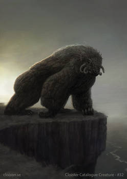 Nothnock - creature concept