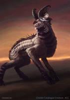 Emphaerian Goat - creature concept by Cloister