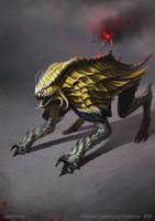 Darratha - ex-demon concept by Cloister