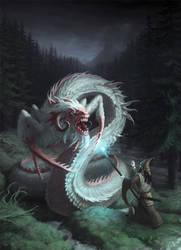RPGC - Bestiary I, full cover by Cloister