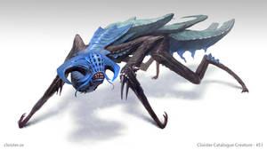 CronLychma - creature concept