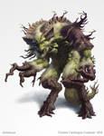 Michilaft - creature concept