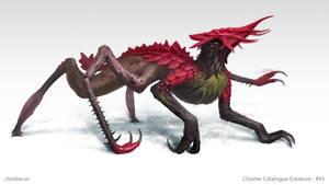 Thar-Naccandor - creature concept