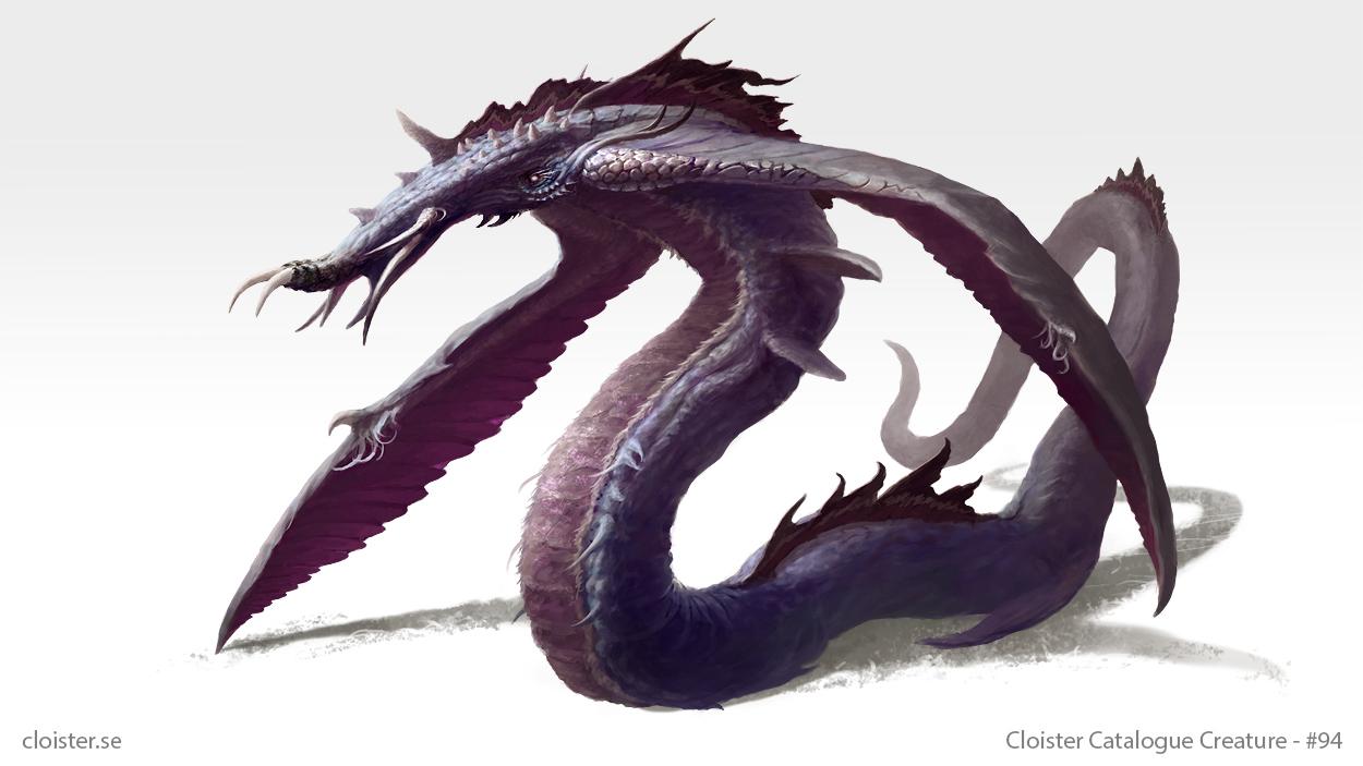 Dronhedon - creature concept