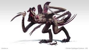Ghardachin - creature concept