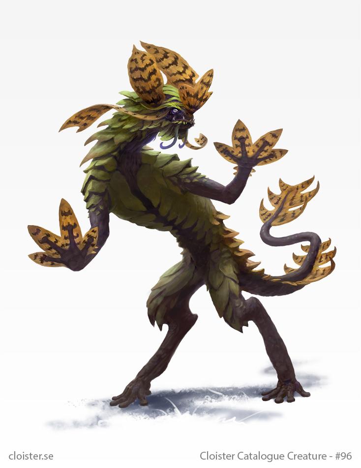 Jarrazen - creature concept by Cloister