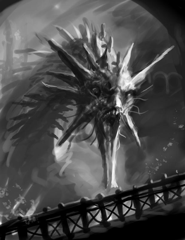 Monster I by Cloister