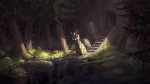 Black Pond Gate by Cloister
