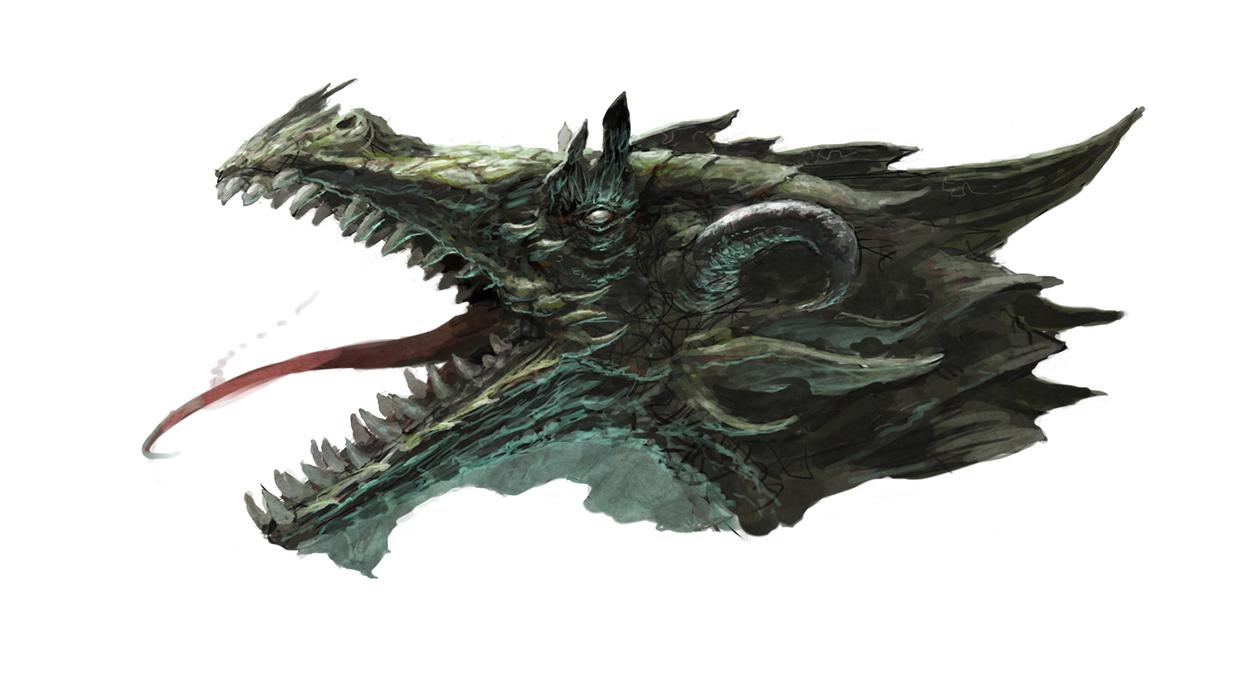 DragonHead 2 by Cloister