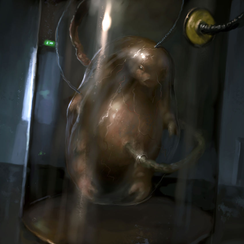 Embryo creature - Mutology by Cloister