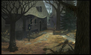 The House of the Witch - World of Jakyama