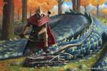 In the wilderness of Ardeyn - The Strange RPG