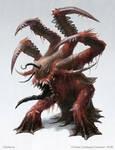 Reinothar - creature design