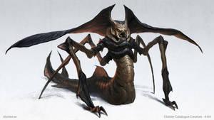 The Tar'Bukhi - creature design