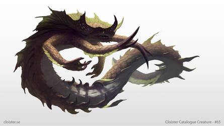 Saergathin - Creature Design by Cloister