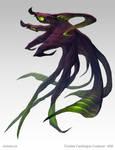Wothrak - creature design