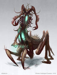 Mutarong - Creature concept
