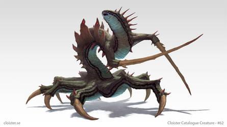 Lurlorach - creature design by Cloister