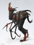 Rucculith - Creature Design