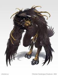 Drocharan - Creature concept