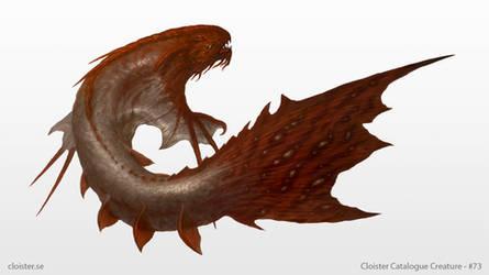 Niralfin - Creature Design by Cloister