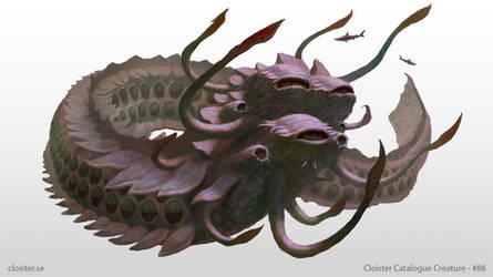 Thoruulock - Creature Design