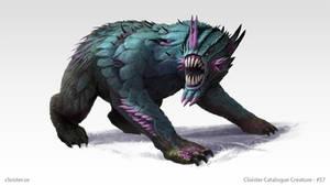 Nenbaeron - Creature design