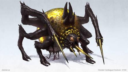 Nasterex - Creature Design by Cloister