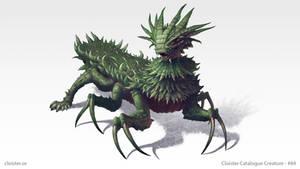 Neschroi - creature design by Cloister