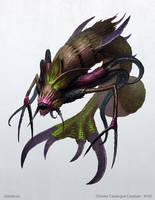 Noktunga - Creature Design by Cloister